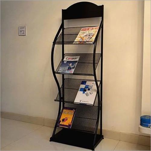 Magazine Display Rack