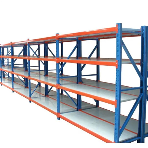 Color Coated Heavy Duty Pallet Rack