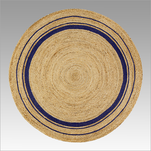 Braided Round Jute Rugs