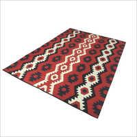 Square Jute Flat Weave Rugs