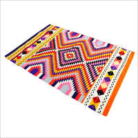 Flat Weave Pure Cotton Rugs