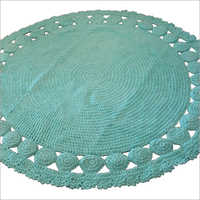 Pure Cotton Knitted Rugs