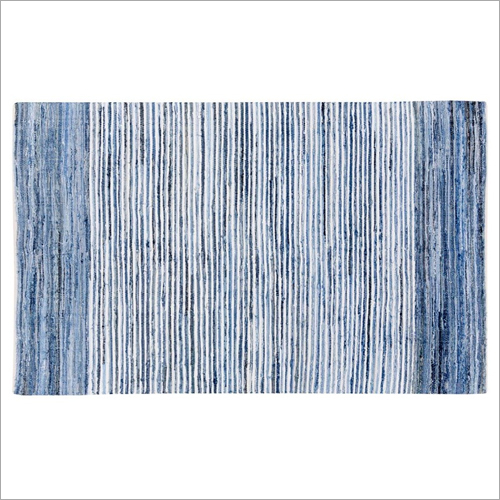 Sqaure Denim Rugs