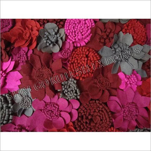 Designer Wool Felt Carpets