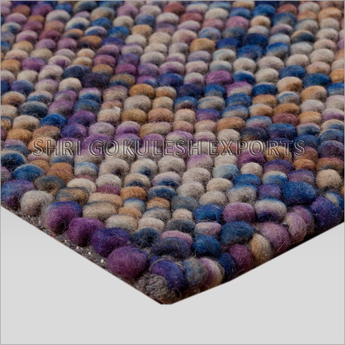 Designer Wool Shaggy Rugs