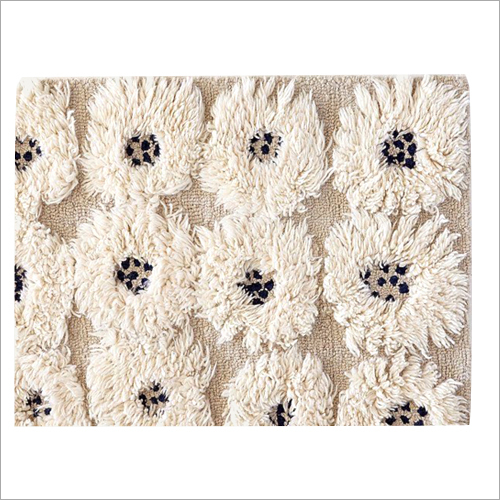 Pure Cotton Shaggy Rugs