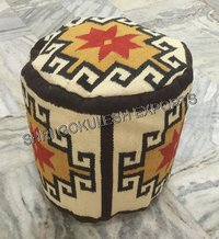 Decorative Jute Poufs And Ottoman