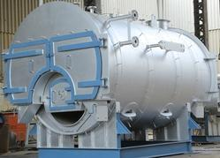 Wood fired Steam boiler