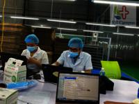 Premium Disposable Antibacterial Medical Face Mask With Earloop