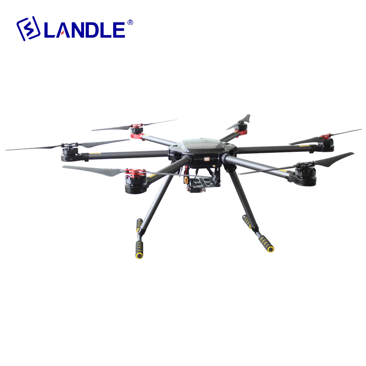 Hypld-6 New Arrived Long Endurance 6 Spirals Wing Drone With Intelligent Remote Control