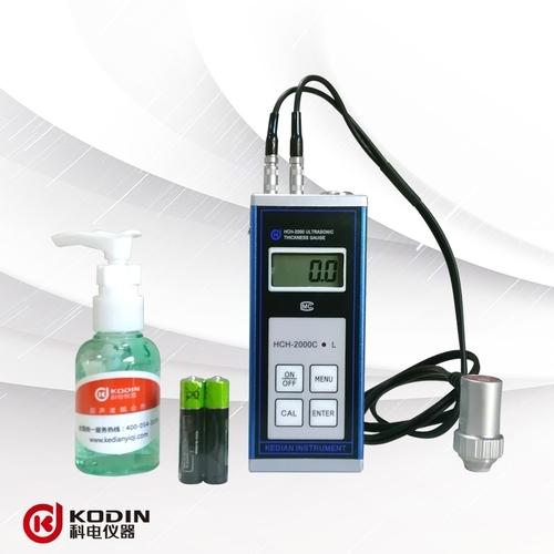 HCH-2000 Ultrasonic Thickness Gauge