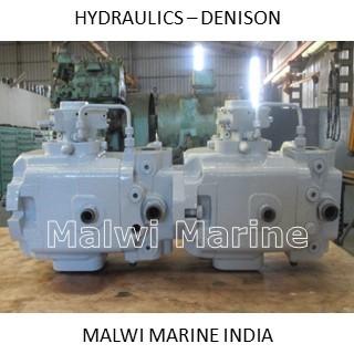 Hydraulic Motor Pump Denison