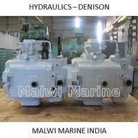 Hydraulic Motor-Pump-Denison- P140-P7P-P14P-P14S-P14-P11-T6ED-T6CMY-T6C-T5C-PV15-PV10-PV6