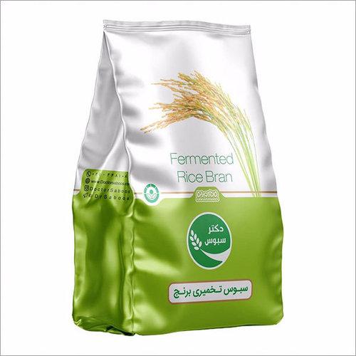 Fermented Rice Bran