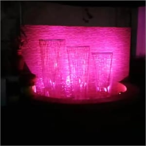 Water Blade Cascade Indoor Fountain