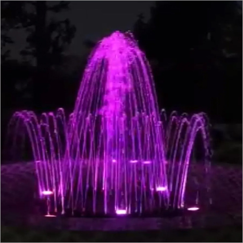 Inner Outer Ring Dome Outdoor Fountain