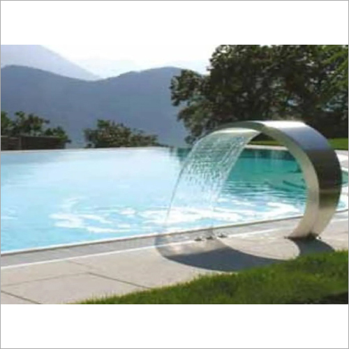 Decorative Swimming Pool Fountain