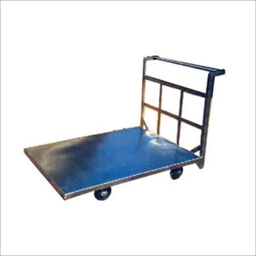 Industrial Stainless Steel Trolley
