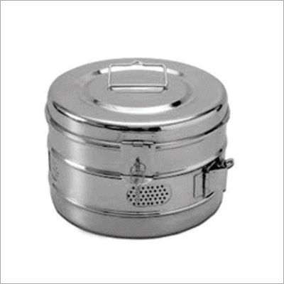 Stainless Steel Can