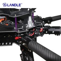 Hypld-8 Professional Drone Unmanned Aerial Vehicle For Transmission Line