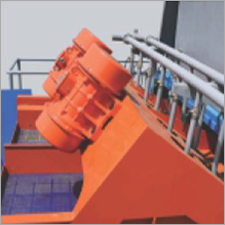 3 Phase Dewatering Screen