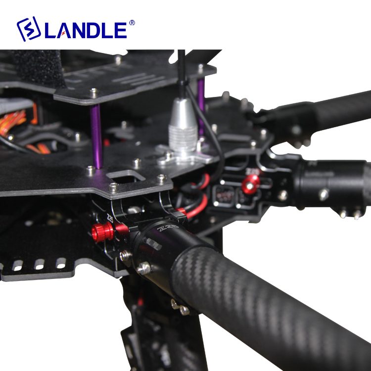Hypld-8 High Performance Unmanned Aerial Vehicle For Line Cable Construction