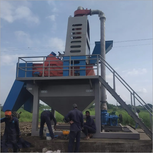 Inline Sand Washer Machine