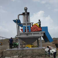 Advance Sandwasher Machine