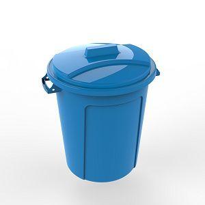 Plastic Kitchen Trash Bin Mould