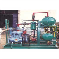 Water Cooled Refrigeration System