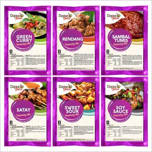Premix Cooking Spices