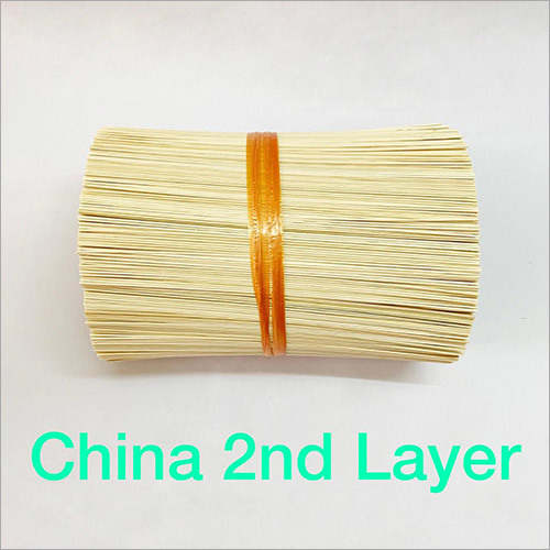 China Second Layer Bamboo Stick