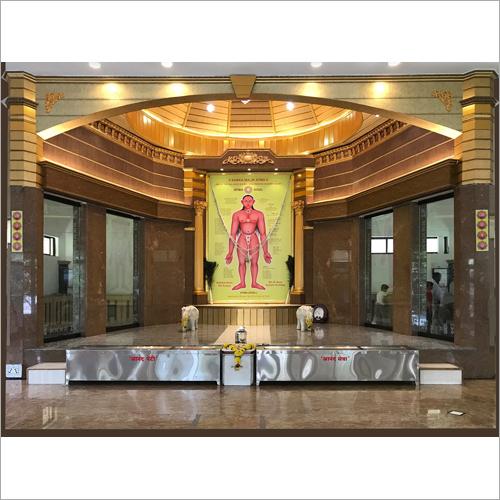 Temple Interior Designing Services