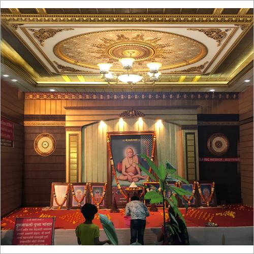 Religious Temple Interior Interior Designing Services
