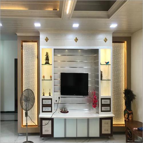Designer TV Wall Unit