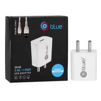 Bluei Ch-02 2.4a Single Usb Charger