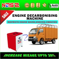 Neyveli Truck Carbon Cleaner Machine