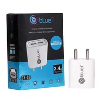 Bluei Ch-03 2.4 A Dual Usb Charger
