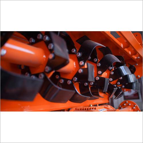 Heavy Duty Tractor Rotavator
