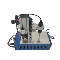 Single Head Face Mask Welding Machine