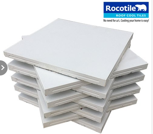 Weathering Roof Tiles - Rocotile
