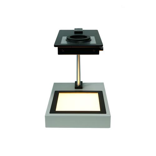 Quantitative Polariscope to test glass temper grade