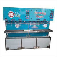 Counter Pressure 8 Head Soda Bottling Plant