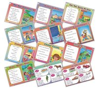 Early Learning Charts Set-7 (Set of 12 Charts)