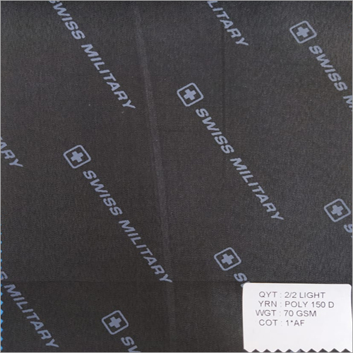 Polyester Bag Fabric
