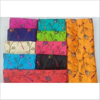 Ladies Chiffon Embroidered Dupatta