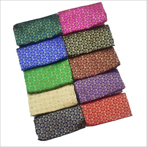 Ladies Saree Blouse Printed Fabric