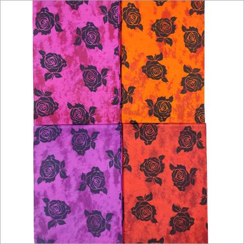Ladies Nighty Printed Fabric
