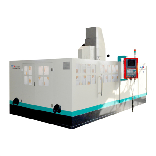 CNC Milling Machine For Tyre Mold