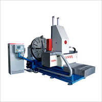 Four-Axis CNC Milling Machine For Cone Ring Of Segmented Tyre Mold